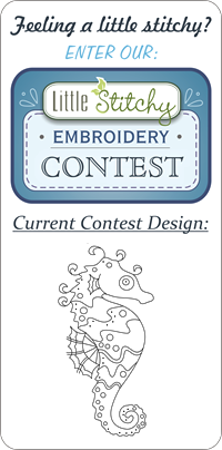 embroidery contest