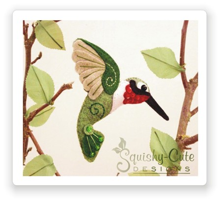 hummingbird sewing pattern