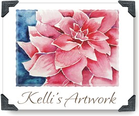 kelli rinta, artwork