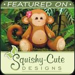 Stuffed Animal Sewing Patterns: Squishy-Cute DesignsShare ... - photo #29