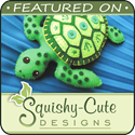 squishy-cute designs, sewing patterns, felt patterns, handsewing