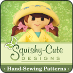 Stuffed Animal Sewing Patterns: Squishy-Cute DesignsShare ... - photo #11