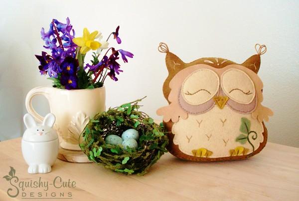 Stuffed Animal Sewing Patterns Squishy Cute Designsbehind