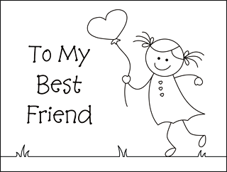 printable Valentine cards for kids, free printable valentine cards, valentine coloring cards, free coloring cards, valentine exchange cards, classroom valentine cards, valentines day exchange cards, homemade valentine cards, mini valentine cards, greeting card, stick people