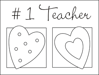 image about Printable Teacher Valentine Cards Free titled Loaded Animal Sewing Routines: Squishy-Lovely