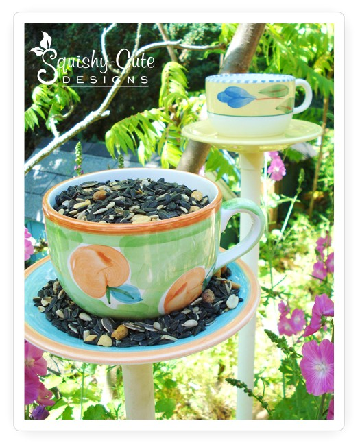 Stuffed animal sewing patterns squishy cute designseasy for How to build a bird feeder easy