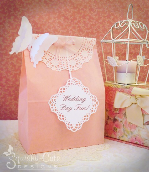 Antique Wedding Gift Bag Ideas For Your Guests Wedding Night Gift ...