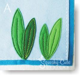Snazzle Craft: *FREE* Felt Food Pattern! - blogspot.com