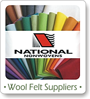 national nonwovens, wool felt