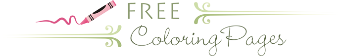 free coloring pages, free valentine coloring