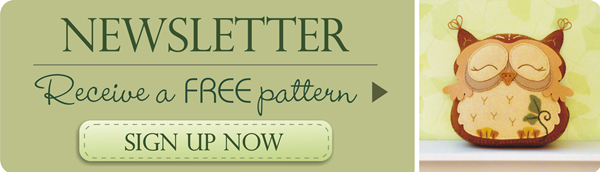 newsletter, sewing patterns, free sewing pattern, newsletter signup
