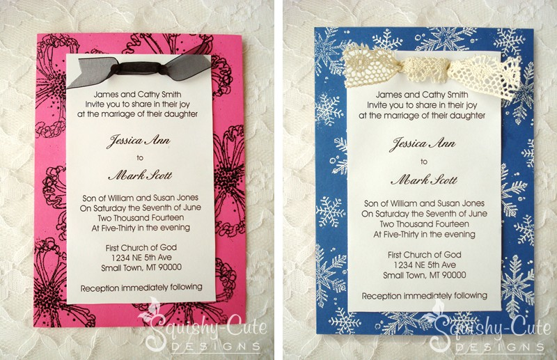 Useful Wedding Invitation Ideas – Ideas for Wedding Invitation Cards