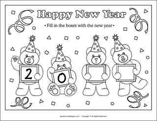 Crafty-Go-Lucky: Seasonal Dry-Erase Coloring Book (Free ...