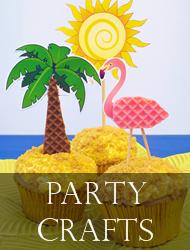party craft ideas, wedding crafts