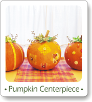 pumpkin centerpieces, thanksgiving craft ideas, thanksgiving centerpieces, autumn decor