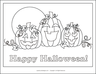 free halloween coloring pages halloween coloring sheets pumpkin coloring pages - Halloween Free Coloring Pages