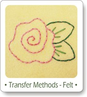 sewing transfer methods