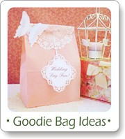 wedding goodie bag ideas, wedding goodie bags for kids, traditional wedding, elegant wedding, vintage