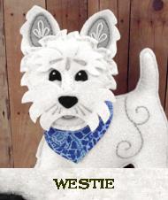 westie pattern
